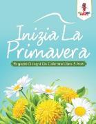 Cover-Bild zu Inizia La Primavera von Coloring Bandit
