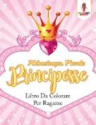 Cover-Bild zu Abbastanza Piccole Principesse von Coloring Bandit