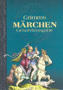 Cover-Bild zu Grimms Märchen. Gesamtausgabe