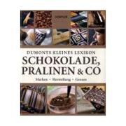 Cover-Bild zu Dumonts kleines Lexikon Schokolade, Pralinen & Co