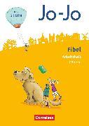 Cover-Bild zu Jo-Jo Fibel, Allgemeine Ausgabe 2016, Arbeitsheft Fördern von Künning, Kirstin