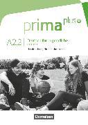 Cover-Bild zu Prima plus, Deutsch für Jugendliche, Allgemeine Ausgabe, A2: Band 2, Handreichungen für den Unterricht von Jin, Friederike