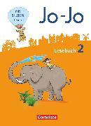 Cover-Bild zu Jo-Jo Lesebuch, Allgemeine Ausgabe - Neubearbeitung 2016, 2. Schuljahr, Schülerbuch von Eder, Katja