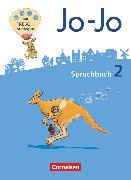 Cover-Bild zu Jo-Jo Sprachbuch, Allgemeine Ausgabe - Neubearbeitung 2016, 2. Schuljahr, Sprachbuch von Brunold, Frido