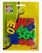Cover-Bild zu Magnet-Großbuchstaben