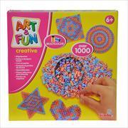 Cover-Bild zu 1.000 Bügelperlen Multi-Color