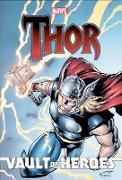 Cover-Bild zu Simonson, Louise: Marvel Vault of Heroes: Thor