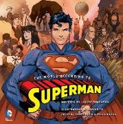 Cover-Bild zu LOUISE SIMONSON: WORLD ACCORDING TO SUPERMAN