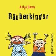 Cover-Bild zu Räuberkinder von Damm, Antje