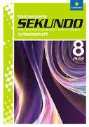 Cover-Bild zu Sekundo 8. Arbeitsheft. Mathematik für differenzierende Schulformen