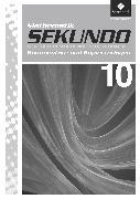 Cover-Bild zu Sekundo: Mathematik für differenzierende Schulformen - Ausgabe 2009 von Lenze, Martina (Hrsg.)