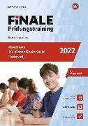 Cover-Bild zu FiNALE Prüfungstraining Abschluss 10. Klasse Realschule Niedersachsen. Mathematik 2022 von Humpert, Bernhard