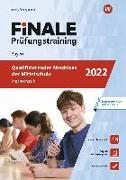 Cover-Bild zu FiNALE Prüfungstraining Qualifizierender Abschluss Mittelschule Bayern. Mathematik 2022 von Humpert, Bernhard