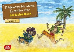 Cover-Bild zu Der kleine Muck. Kamishibai Bildkartenset von Hauff, Wilhelm