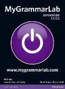 Cover-Bild zu MyGrammarLab Advanced (C1/C2) Student Book (with Key) and MyLab von Hall, Diane