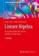 Cover-Bild zu Lineare Algebra von Liesen, Jörg