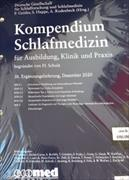 Cover-Bild zu 30. Ergänzungslieferung - Kompendium Schlafmedizin