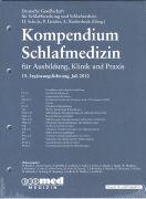 Cover-Bild zu 19. Ergänzungslieferung - Kompendium Schlafmedizin