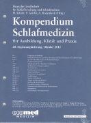 Cover-Bild zu 20. Ergänzungslieferung - Kompendium Schlafmedizin