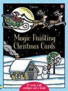 Cover-Bild zu Magic Painting Christmas Cards von Wheatley, Abigail