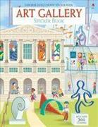 Cover-Bild zu Art Gallery Sticker Book von Wheatley, Abigail