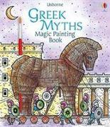 Cover-Bild zu Greek Myths Magic Painting Book von Wheatley, Abigail