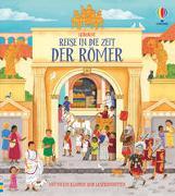 Cover-Bild zu Reise in die Zeit der Römer von Wheatley, Abigail