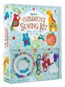 Cover-Bild zu Children's Sewing Kit von Wheatley, Abigail