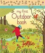 Cover-Bild zu My First Outdoor Book von Lacey, Minna