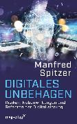 Cover-Bild zu Digitales Unbehagen (eBook) von Spitzer, Manfred