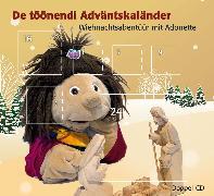 Cover-Bild zu De töönendi Adväntskaländer 9 - Wiehnachtsabentüür mit Adonette