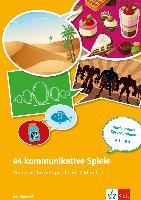 Cover-Bild zu 44 kommunikative Spiele: Französische Aussprache in 10 Minuten von Bruchet-Collins, Janine