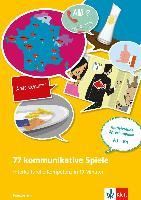 Cover-Bild zu 77 kommunikative Spiele: Interkulturelle Kompetenz in 10 Minuten - Französisch von Bruchet-Collins, Janine