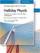 Cover-Bild zu Halliday Physik für natur- und ingenieurwissenschaftliche Studiengänge von Koch, Stephan W.