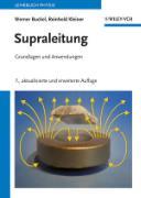 Cover-Bild zu Supraleitung von Buckel, Werner
