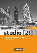 """Cover-Bild zu Studio [21], Grundstufe, A1: Gesamtband, Unterrichtsvorbereitung (Print), Mit Toolbox CD-ROM """"Der Arbeitsblattgenerator"""" von Bayer, Andy"""