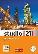 Cover-Bild zu Studio [21], Grundstufe, A1: Teilband 2, Kurs- und Übungsbuch, Inkl. E-Book von Funk, Hermann