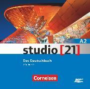 Cover-Bild zu Studio [21], Grundstufe, A2: Gesamtband, Kursraum Audio-CDs von Funk, Hermann