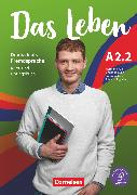 Cover-Bild zu Das Leben, Deutsch als Fremdsprache, Allgemeine Ausgabe, A2: Teilband 2, Kurs- und Übungsbuch, Inkl. E-Book und PagePlayer-App von Funk, Hermann