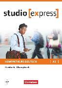 Cover-Bild zu Studio [express], A1, Kurs- und Übungsbuch mit Audios online, Inkl. E-Book von Funk, Hermann