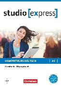 Cover-Bild zu Studio [express], A2, Kurs- und Übungsbuch mit Audios online, Inkl. E-Book von Funk, Hermann