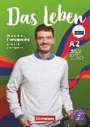 Cover-Bild zu Das Leben, Deutsch als Fremdsprache, Allgemeine Ausgabe, A2: Gesamtband, Kurs- und Übungsbuch, Inkl. E-Book und PagePlayer-App von Funk, Hermann