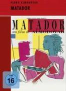 Cover-Bild zu Matador von Almodóvar, Pedro (Reg.)