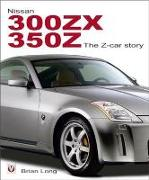 Cover-Bild zu Nissan 300ZX/350Z The Z-car Story (eBook) von Long, Brian