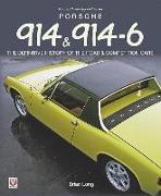Cover-Bild zu Porsche 914 & 914-6 von Long, Brian