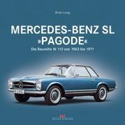"""Cover-Bild zu Mercedes-Benz SL """"Pagode"""" von Long, Brian"""