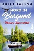 Cover-Bild zu eBook Mord im Burgund