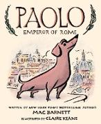 Cover-Bild zu Barnett, Mac: Paolo, Emperor of Rome (eBook)