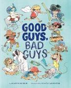 Cover-Bild zu Rocklin, Joanne: Good Guys, Bad Guys (eBook)