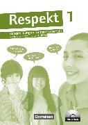 Cover-Bild zu Respekt, Lehrwerk für Ethik, Werte und Normen, Praktische Philosophie und LER, Allgemeine Ausgabe, Band 1, Handreichungen für den Unterricht mit CD-ROM von Brüning, Barbara